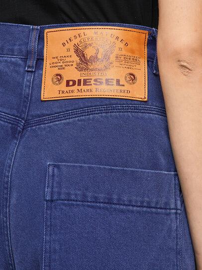 Diesel - D-Luite 0EEAX, Blu medio - Jeans - Image 4