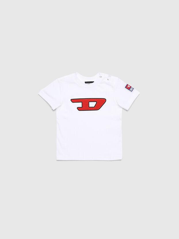 TJUSTDIVISIONB-D, Bianco - T-shirts e Tops