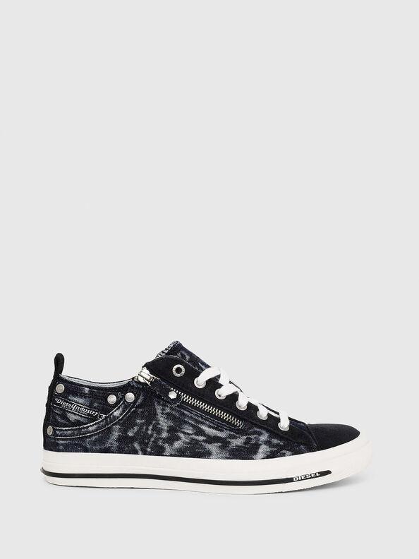 EXPO-ZIP LOW W, Blu Scuro - Sneakers