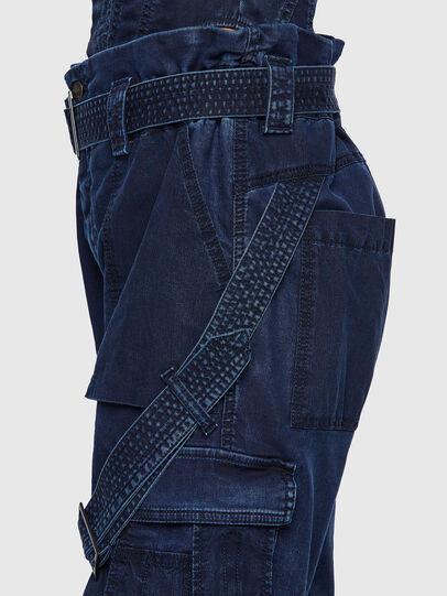 Diesel - D-Fedry JoggJeans® 0CBBZ, Blu Scuro - Jeans - Image 5