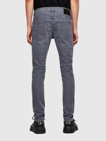 Diesel - D-Luster 009PB, Grigio Chiaro - Jeans - Image 2
