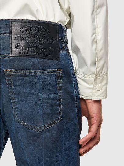 Diesel - D-Strukt JoggJeans® 069WP, Blu Scuro - Jeans - Image 4