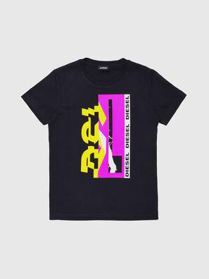 TFLAVIAF, Nero - T-shirts e Tops