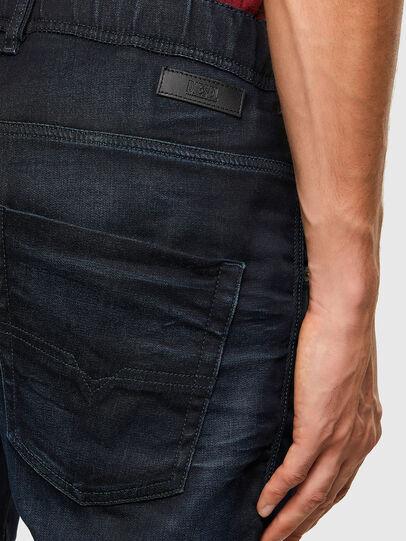 Diesel - KROOLEY JoggJeans® 069QF, Blu Scuro - Jeans - Image 4