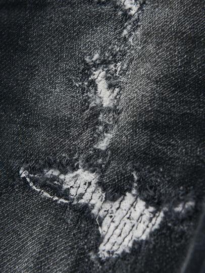 Diesel - KROOLEY-JOGGJEANS-B-N, Nero - Jeans - Image 3