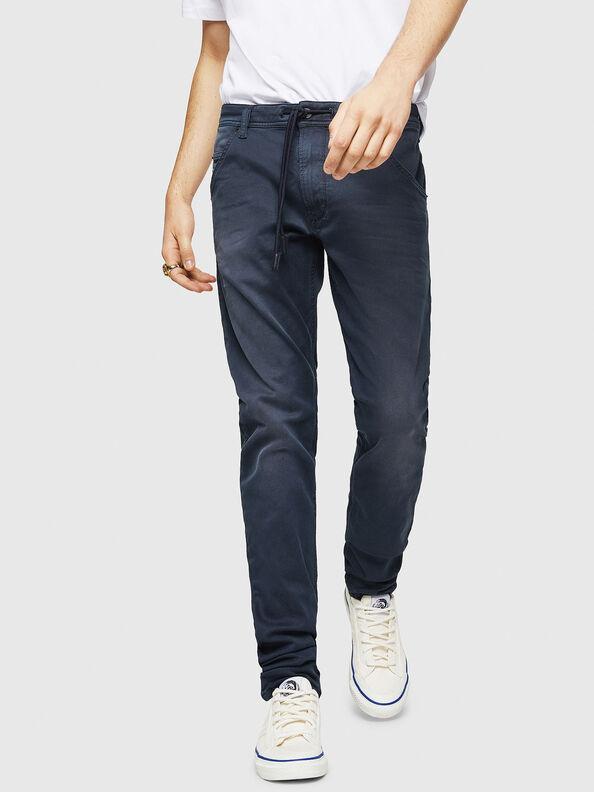 Krooley Long JoggJeans 0670M, Blu Scuro - Jeans