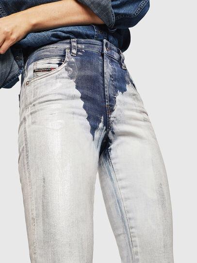 Diesel - Babhila 0094W, Blu medio - Jeans - Image 3