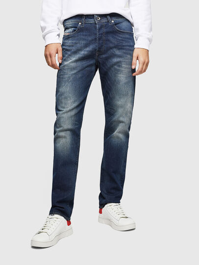 Diesel - Buster 0853R, Blu Scuro - Jeans - Image 1