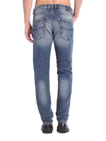 Diesel - Krayver 0833S, Blu Jeans - Jeans - Image 4