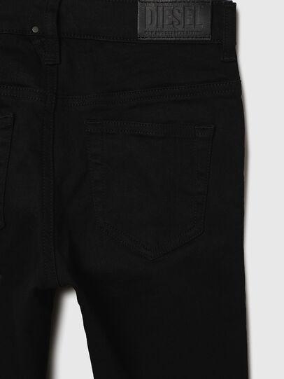 Diesel - D-SLANDY-HIGH-J-SP, Nero - Jeans - Image 4