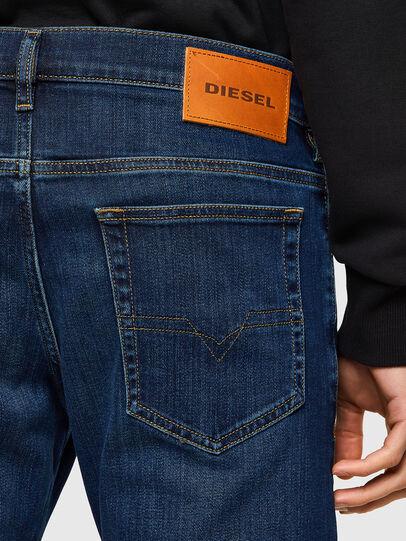 Diesel - D-Yennox 009ML, Blu Scuro - Jeans - Image 4