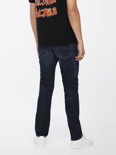Diesel - Buster 084XH, Blu Scuro - Jeans - Image 2
