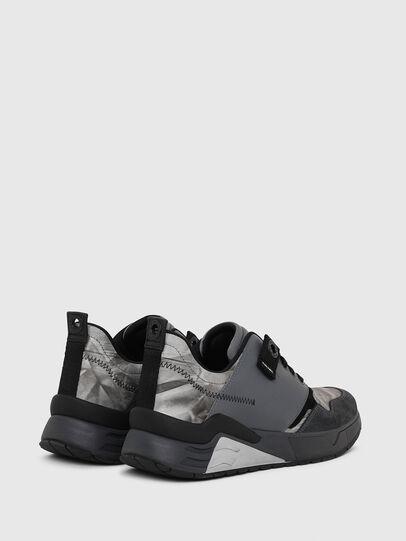 Diesel - S-BRENTHA LC, Nero - Sneakers - Image 3