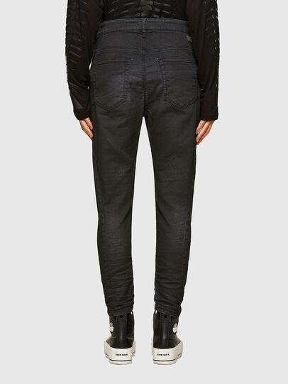 Diesel - FAYZA JoggJeans® 069QL, Nero/Grigio scuro - Jeans - Image 2
