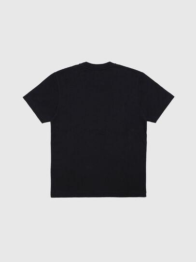 Diesel - TLAIS, Nero - T-shirts e Tops - Image 2