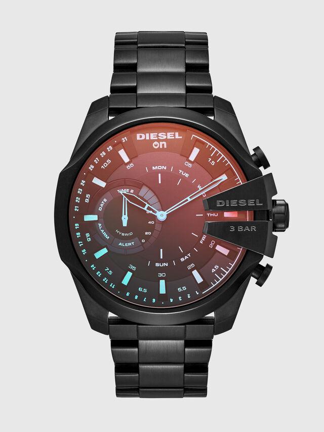 Diesel - DT1011, Nero - Smartwatches - Image 2