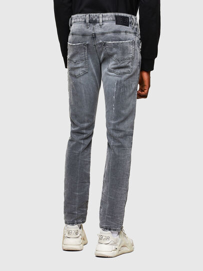 Diesel - Krooley JoggJeans® 069SN, Grigio Chiaro - Jeans - Image 2