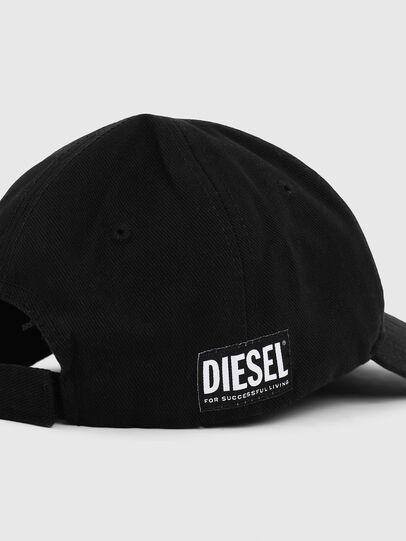 Diesel - LR-CAP, Nero - Cappelli - Image 3