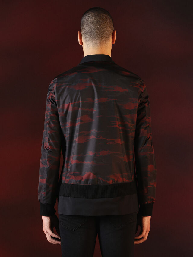 Diesel - DVL-JACKET-SPECIAL COLLECTION, Nero - Giacche - Image 2