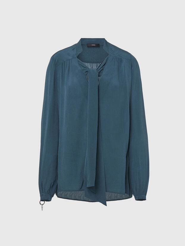 C-DUANE-A, Verde Acqua - Camicie