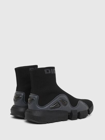 Diesel - H-PADOLA HSB W, Nero - Sneakers - Image 3