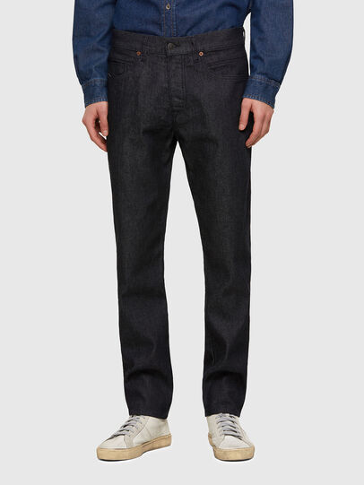 Diesel - D-Fining-Chino 009HF, Blu Scuro - Jeans - Image 1