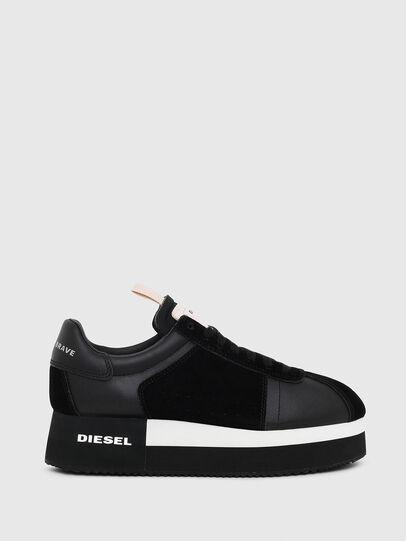 Diesel - S-PYAVE WEDGE, Nero - Sneakers - Image 1