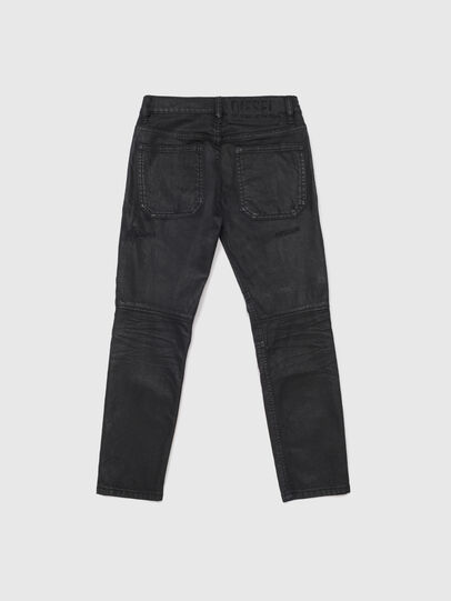 Diesel - D-PHORMER-J, Nero/Grigio scuro - Jeans - Image 2