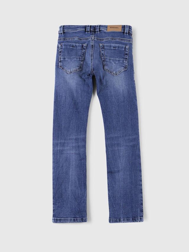 Diesel - THOMMER-J, Blu Jeans - Jeans - Image 2