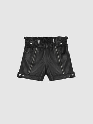 L-KUNA, Nero - Shorts