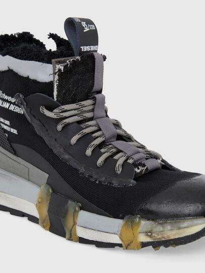 Diesel - H-PADOLA GL, Nero - Sneakers - Image 4
