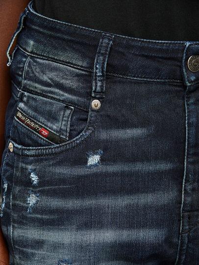 Diesel - FAYZA JoggJeans® 069PZ, Blu Scuro - Jeans - Image 3