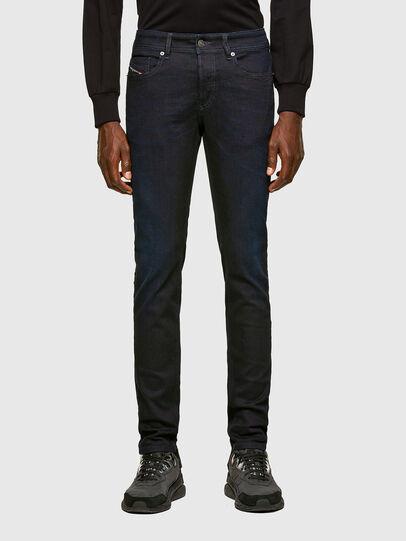 Diesel - Sleenker 0095X, Blu Scuro - Jeans - Image 1