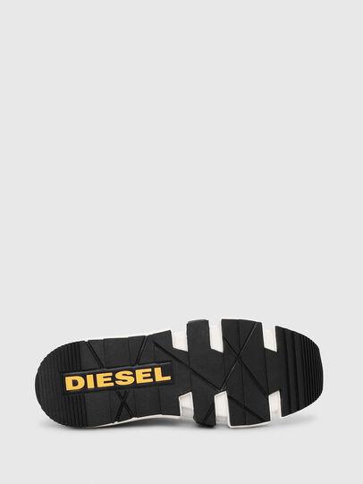 Diesel - H-PADOLA HIGH SOCK, Bianco - Sneakers - Image 4