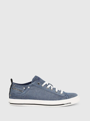 EXPOSURE LOW I, Blu Jeans - Sneakers