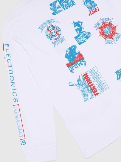 Diesel - TJUSTLSWBT,  - T-shirts e Tops - Image 3