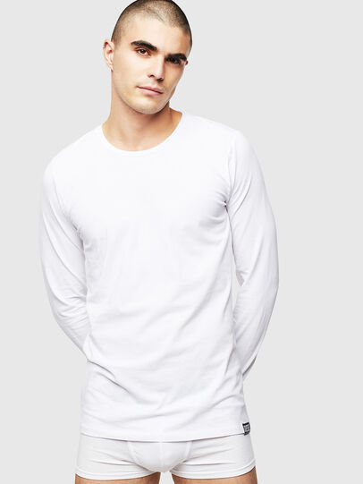 Diesel - UMTEE-JODY, Bianco - T-Shirts - Image 1