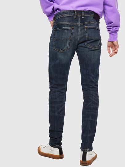 Diesel - Sleenker 069GC, Blu Scuro - Jeans - Image 2