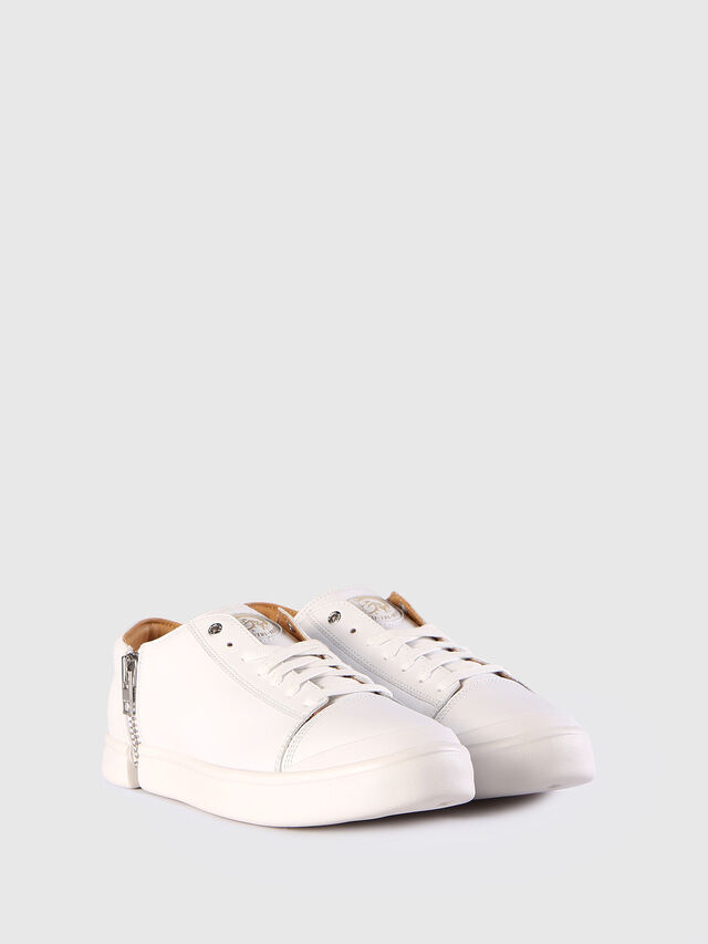 Diesel - S-NENTISH LOW, Bianco - Sneakers - Image 2