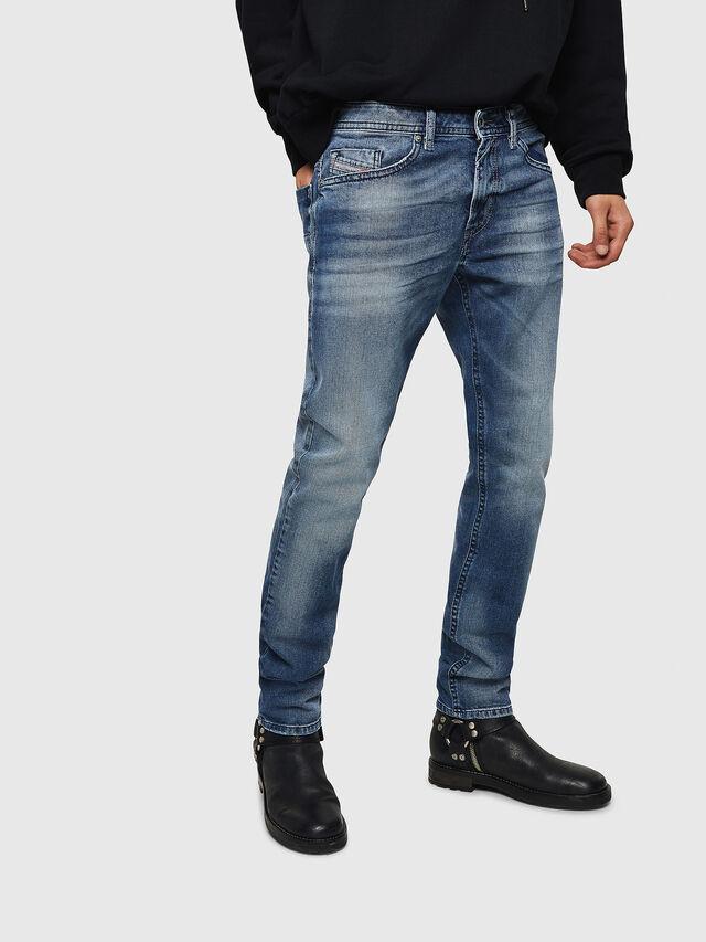 Diesel - Thommer 0853P, Blu Chiaro - Jeans - Image 1