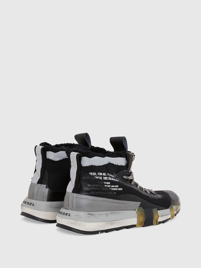 Diesel - H-PADOLA GL, Nero - Sneakers - Image 3