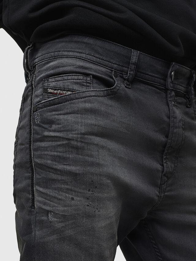 Diesel - Spender JoggJeans 069GN, Nero/Grigio scuro - Jeans - Image 3