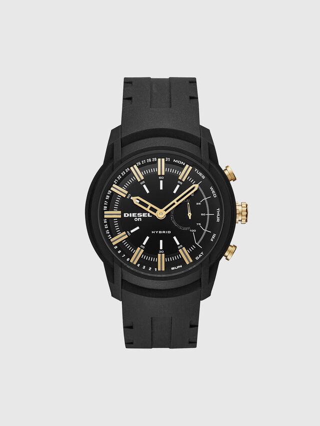 Diesel - DT1014, Nero - Smartwatches - Image 2