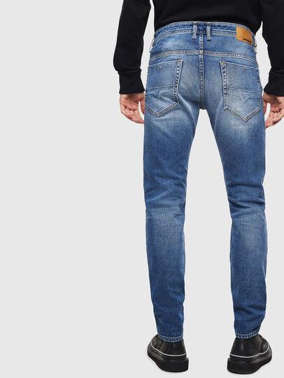 Diesel - Thommer 0096D, Blu Chiaro - Jeans - Image 2