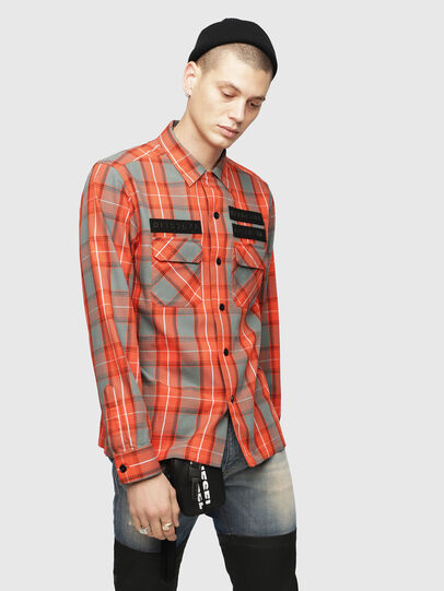 Diesel - S-TAKESHI,  - Camicie - Image 1