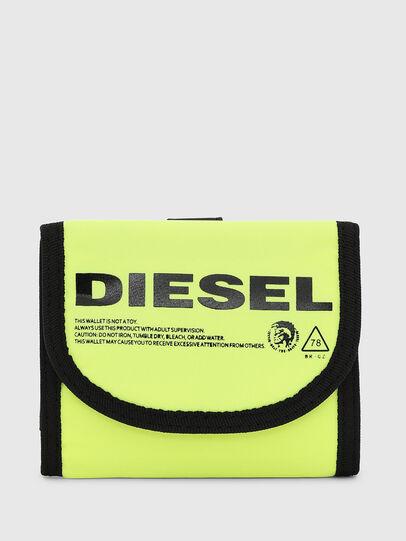 Diesel - YOSHINO LOOP, Giallo - Portafogli Piccoli - Image 1