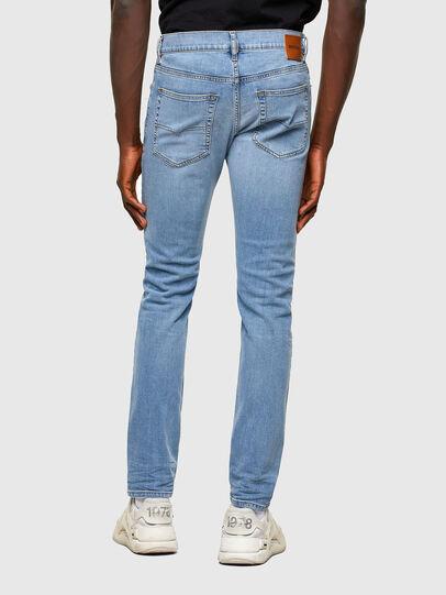 Diesel - D-Luster 009NX, Blu Chiaro - Jeans - Image 2