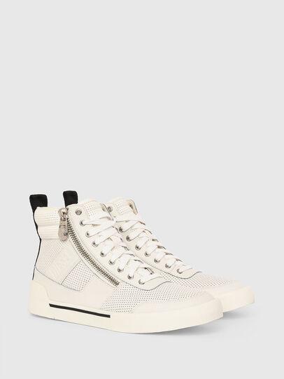 Diesel - S-DVELOWS MID CUT, Bianco - Sneakers - Image 2