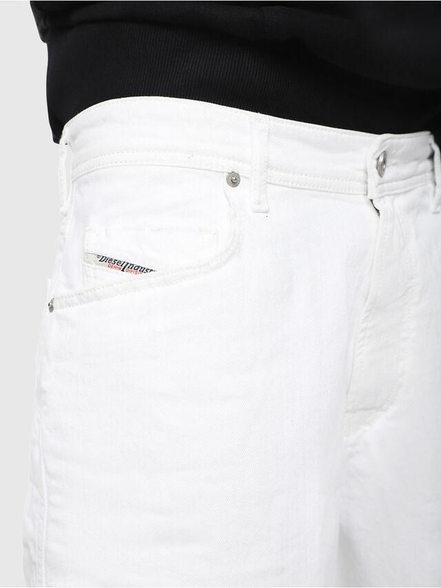 Diesel - D-WILLOH, Bianco - Shorts - Image 3