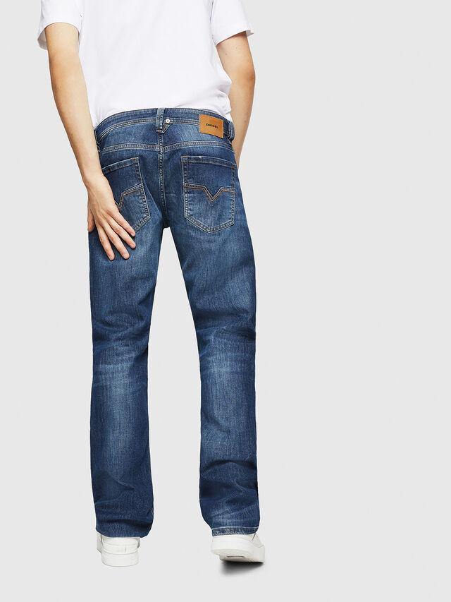 Diesel - Larkee C89AR, Blu Scuro - Jeans - Image 2